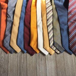 12 Ties